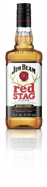 Jim Beam Red Stag 32,5% 0,7l