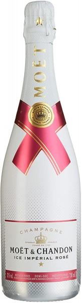 Moet Chandon Ice Imperial Rose Champagne 12% 0,75l