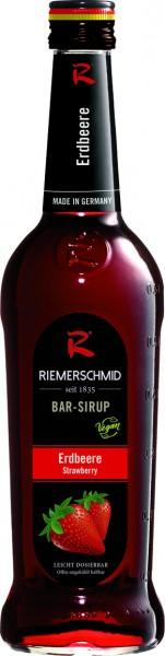 Riemerschmid Bar-Sirup Erdbeer 0,7l