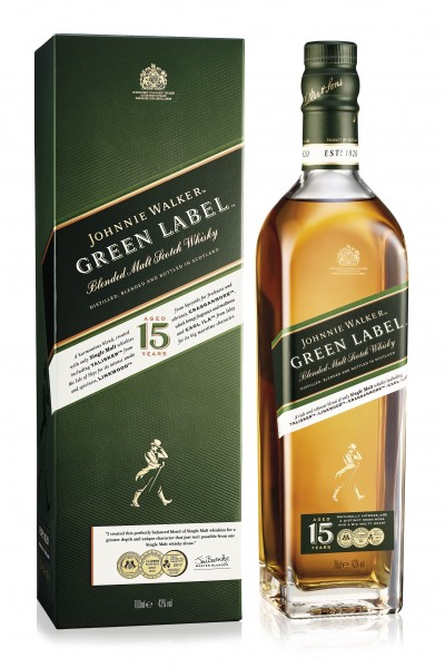 Johnnie Walker Green Label Geschenkbox