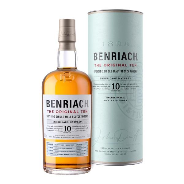 Benriach THE ORIGINAL TEN 0,7l 43%