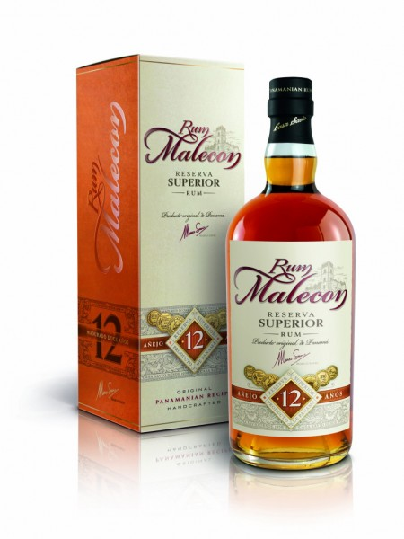 Rum Malecon 12 Years Old