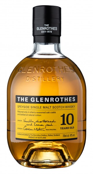The Glenrothes 10 Years Old 40% 0,7l
