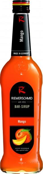Riemerschmid Bar-Sirup Mango 0,7l