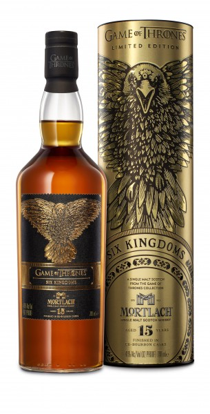 Mortlach Six Kingdoms 15 Jahre - Game of Thrones