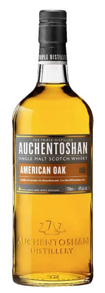 Auchentoshan American Oak Lowland Single Malt Whisky 0,7l