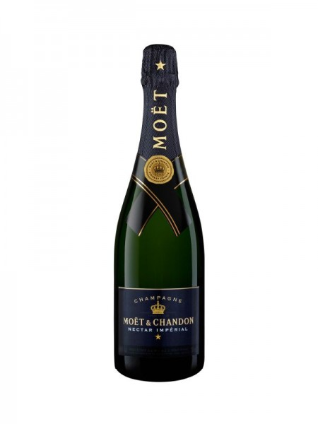 Moet Chandon Nectar Imperial Champagne 12% 0,75l