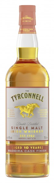 The Tyrconnell 10 Years Madeira Cask 46% 0,7l