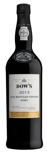 Dow's 2013 Late Bottled Vintage Port 0,75l 20%