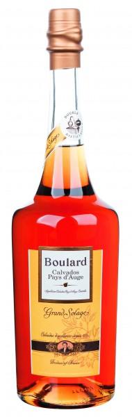 Calvados Boulard Grand Solage Pays d`Auge 0,7l