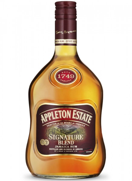 Appleton Estate Signature Blend 40% 0,7l