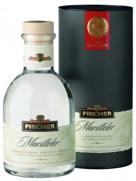 Pircher Marilleler Apothekerflasche 0,7l 40%