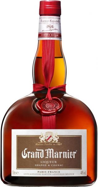 Grand Marnier Cordon Rouge 0,7l 40%