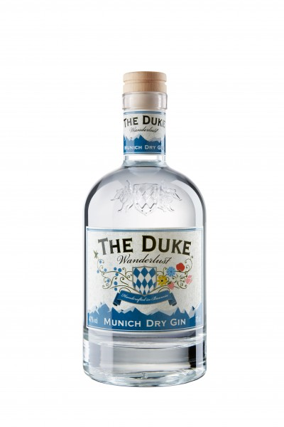 THE DUKE Wanderlust Gin 0,7L