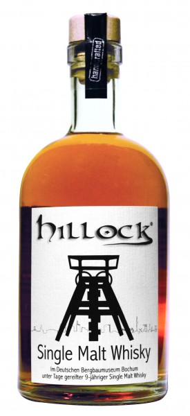 Hillock 9 years old