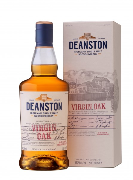 Deanston Virgin Oak 0,7l