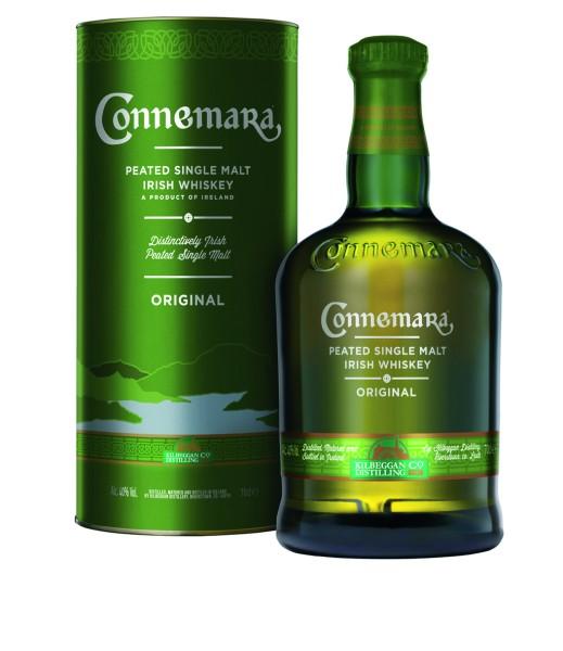 Connemara Peated Single Malt 40% 0,7l