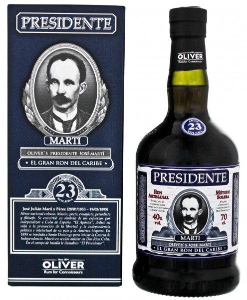 Presidente 23YO 0,7L in GP