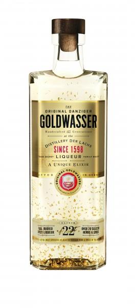 Der Lachs Original Danziger Goldwasser