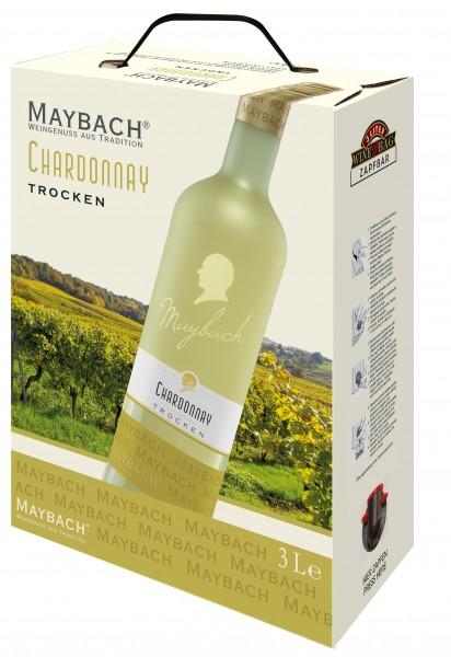 Maybach Chardonnay trocken 3,0l Bag-in-Box