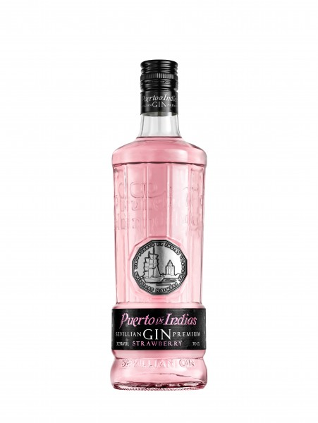Gin Puerto de Indias Strawberry