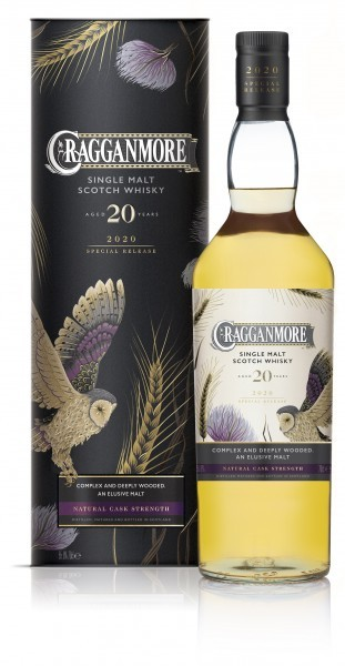 Cragganmore 20 Jahre Single Malt Scotch Whisky Special Release