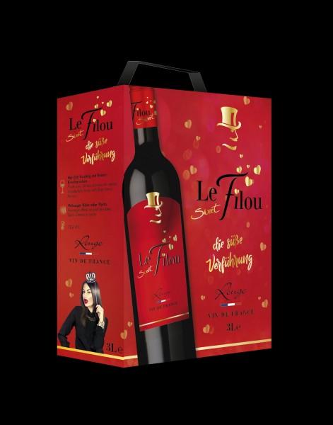 Le Sweet Filou Rot Bag In Box 3l