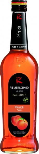 Riemerschmid Bar-Sirup Pfirsich 0,7l