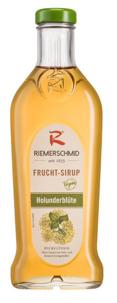 Frucht-Sirup Holunderblütensirup 0,5l