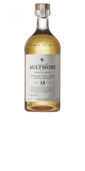 Aultmore 12 Years Old - Speyside Single Malt