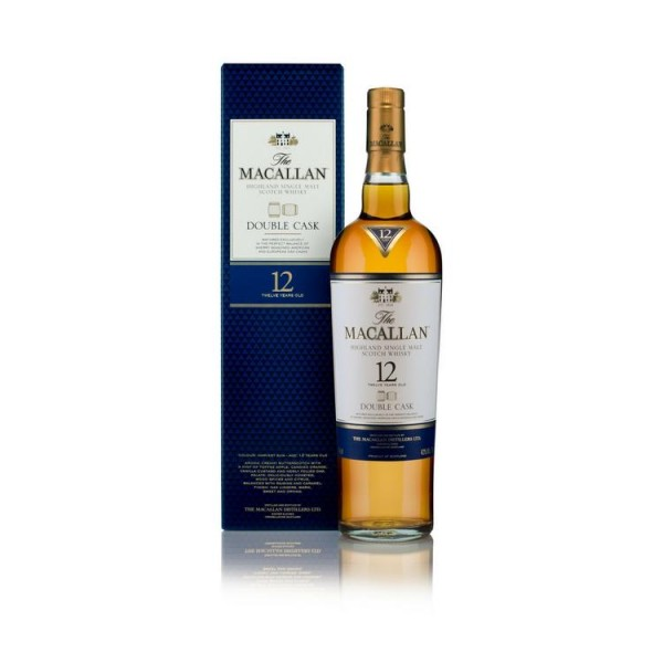 The Macallan Double Cask 12 years Single Highland Malt Whisky 40% 0,7l
