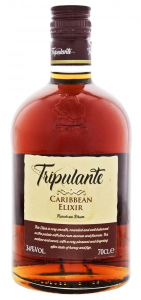 Tripulante Caribbean Elixir 0,7L