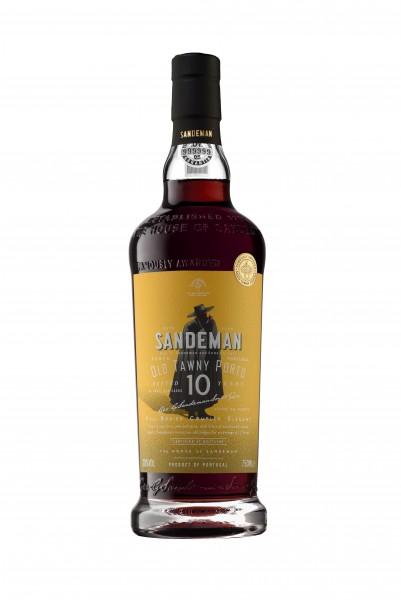 Porto Sandeman - Old Tawny 10 Ans 0,75l