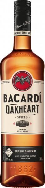 Bacardi Oakheart 0,7l