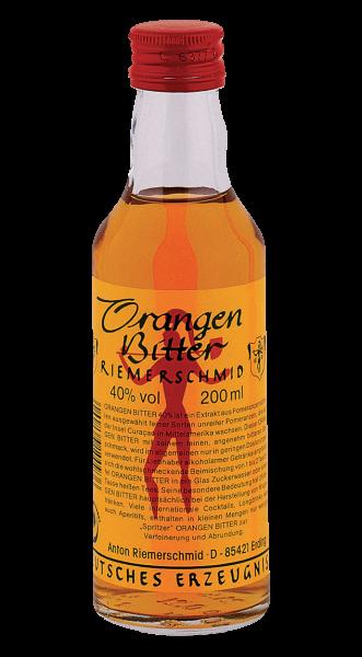 Riemerschmid Orangen Bitter Bittelyne Orange 40% 0,2l