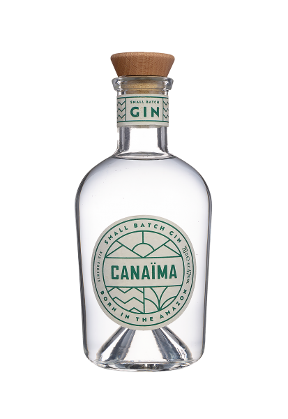Canaima Small Batch Gin 47% - 700 ml