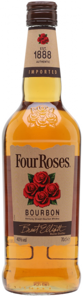 Four Roses Kentucky Straight Bourbon Whiskey 0,7l 40%