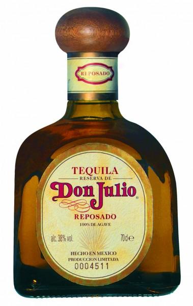 Don Julio Tequila Reposado 38% 0,7l