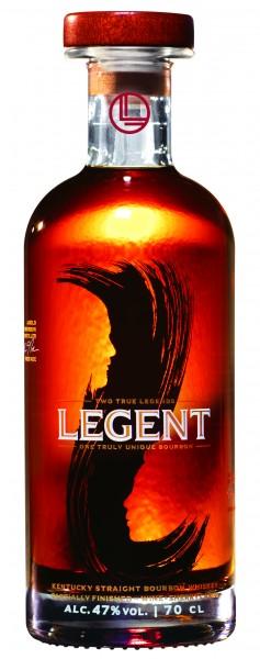 Legent Bourbon 47% 0,7l