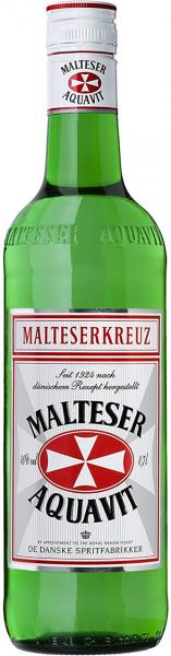 Malteserkreuz 0,7l 40%