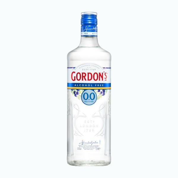 Gordon's alkoholfrei 0.0% 70cl