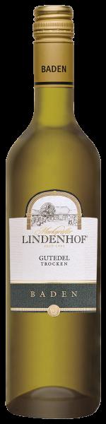 Lindenhof Gutedel QbA Baden trocken