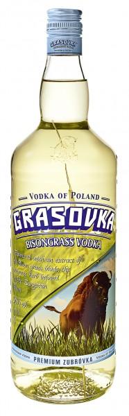 Grasovka 1l 38%