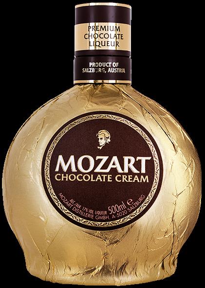 Mozart Chocolate Cream 500 ml