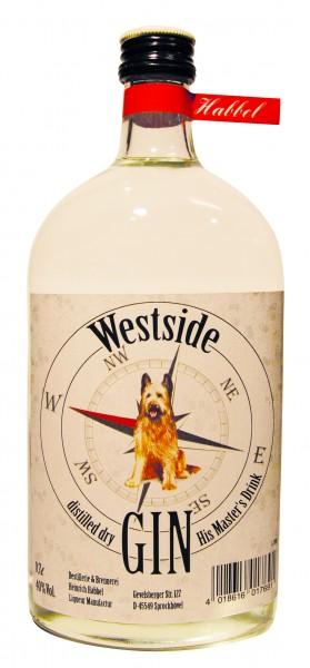 Habbel's His Masters Drink Westside Gin