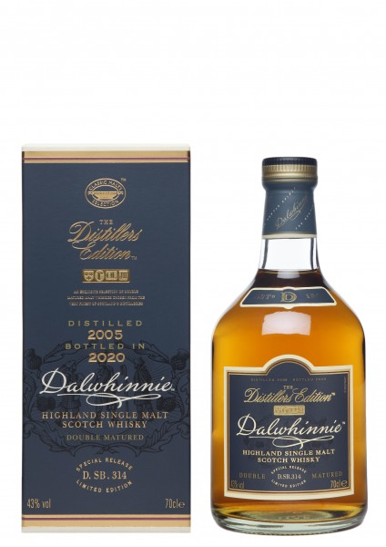 Dalwhinnie Distillers Edition 2020