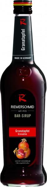 Riemerschmid Bar-Sirup Grenadine 0,7l