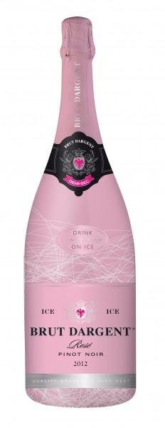Brut Dargent Ice Pinot Noir Rose 1,5l