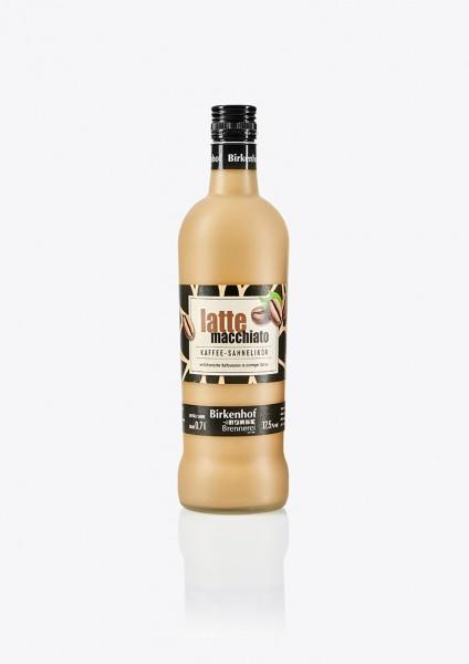 Birkenhof Latte Macchiato Kaffee-Sahne-Likör 0,7l 17,5%