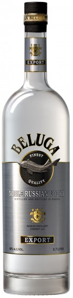 BELUGA Noble Russian Vodka 40% vol. 700ml